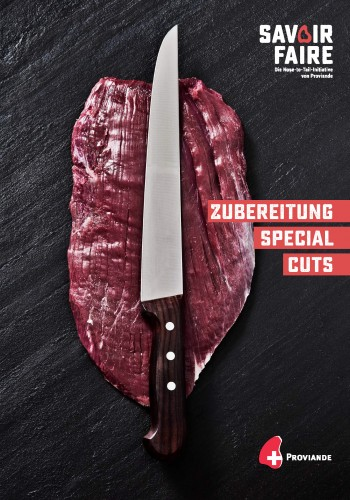 Zubereitung Special Cuts