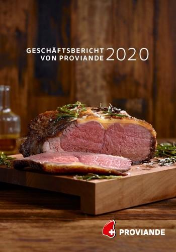 Geschäftsbericht 2020